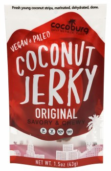 Original Coconut Jerky 1.5oz