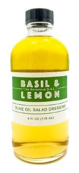 Basil Lemon Dressing 4oz