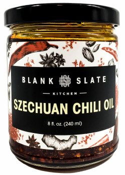 Szechuan Chili Oil 8oz