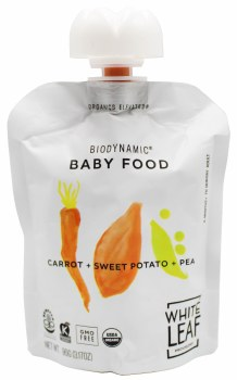 Carrot & Pea Pouch 3.17oz