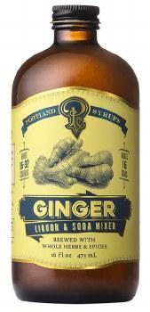 Ginger Syrup 16oz