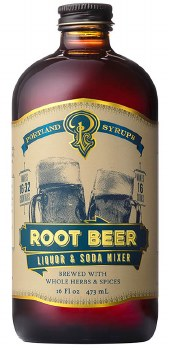 Root Beer Syrup 16oz