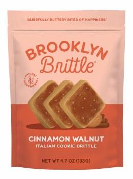 Cinnamon Walnut Cookie Brittle 4.9oz
