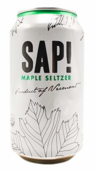 Maple Seltzer 12oz