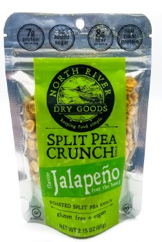 Jalapeno Pea Crunch 2.15oz