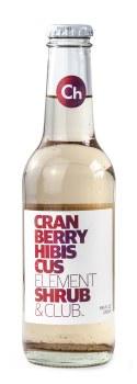 Cranberry Hibiscus Soda 8.45oz