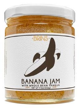Banana Jam 7.5oz