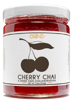 Cherry Chai Jam 7.5oz