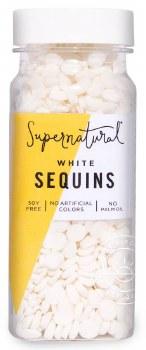 White Sequins 2.5oz