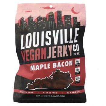 Maple Bacon Vegan Jerky 3oz