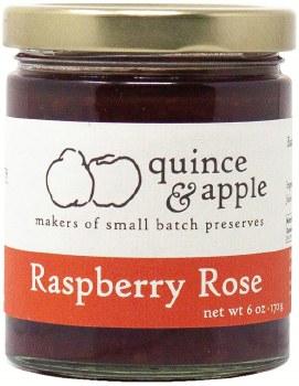 Raspberry Rose Preserves 6oz