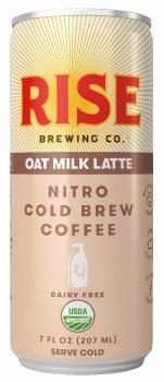 Nitro Oat Milk Latte 7oz