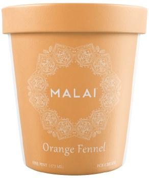 Orange & Fennel Ice Cream 1pt