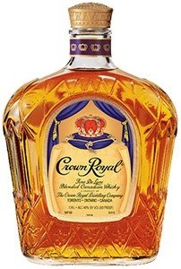 Deluxe Canadian Whiskey 750ml