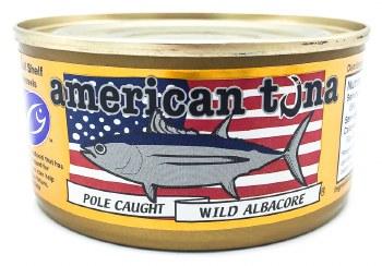 Tuna with Sea Salt 6oz