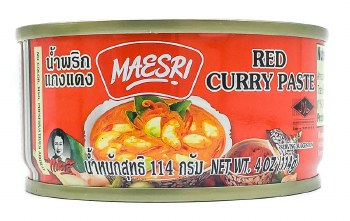 Red Curry Paste 4oz