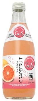 Ruby Grapefruit Soda 12oz