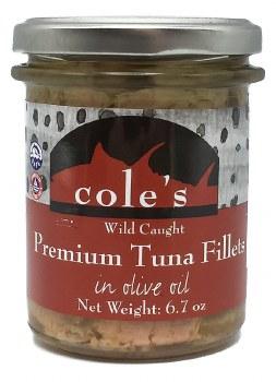 Skipjack Tuna in Olive Oil 6.7oz