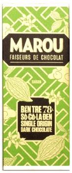 Ben Tre 78% Mini Bar 24g