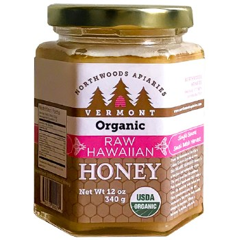 Raw Hawaiian Honey 12oz