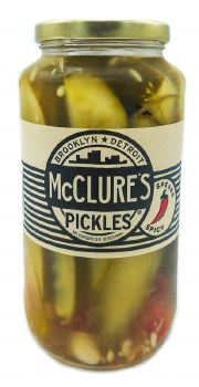Spicy Pickle Spears 32oz