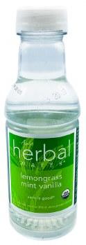 Lemongrass Mint Water 16oz