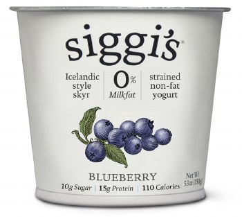 Blueberry Skyr Yogurt 5.3oz