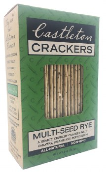 Multi-Seed Rye Crackers 6oz