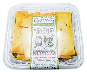 Rosemary Seasalt Baked Cracker 7oz