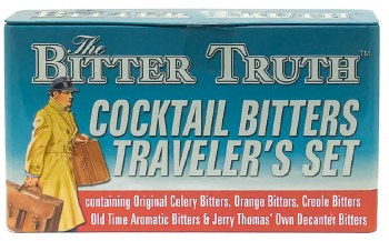 Cocktail Bitters Traveler's Set 5x20ml