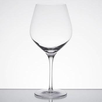 Exquisit 23.5oz Burgundy Glass