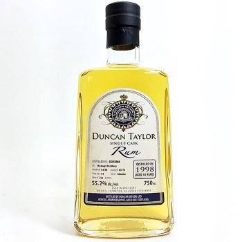 Uitvlugt 1998 16yr Rum 750ml