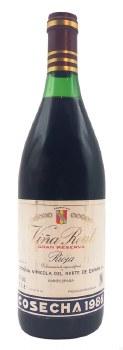 'Vina Real' Rioja Gran Reserva 1986