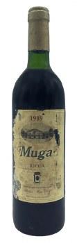 Rioja Crianza 1989