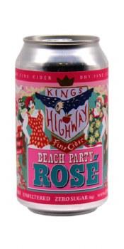 Beach Party Rose Cider 12oz