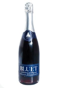 Bluet Méthode Champenoise Sparkling Wine