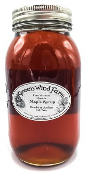 Amber Maple Syrup 1qt