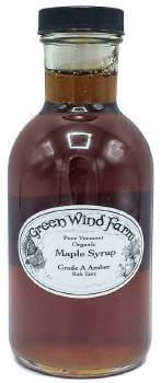Maple Syrup Grade A Amber 12oz