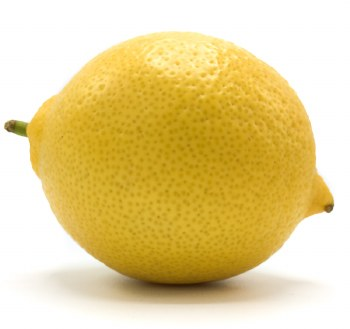 Organic Lemons (1/4lb)