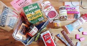 American Snack Basket