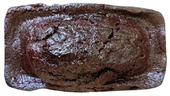 Vegan Chocolate Spelt Pound Cake