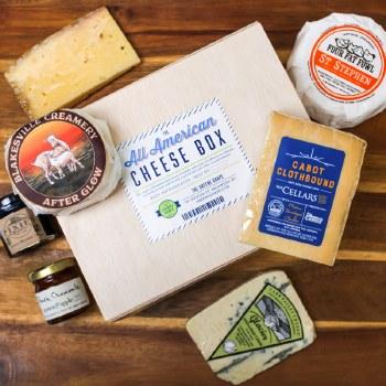 All-American Cheese Box
