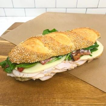 Bergen St Sandwich