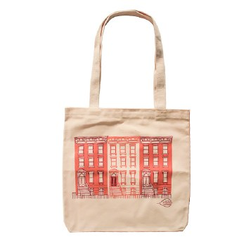 "Brooklyn Everyday Tote 13"" x 14"""