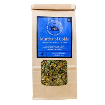 Murder of Colds Tea Blend 2.5oz