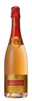 Cremant d'Alsace Rose NV 750 ml