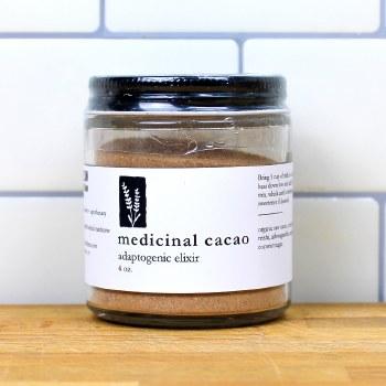 Medicinal Cacao Elixir 8oz