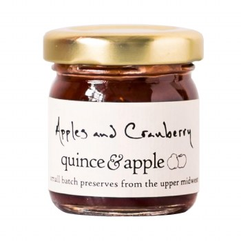 Apple & Cranberry Preserves 1.5oz