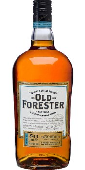 Brown-Forman Old Forester Bourbon 750ml