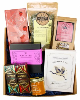A Lil' Self Care Gift Basket